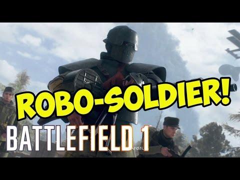 PART MAN, PART MACHINE, ALL IDIOT! Battlefield 1 PC Campaign (#4)