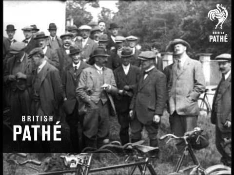 Mr Dunlop - Pneumatic Tyres (1914-1918)