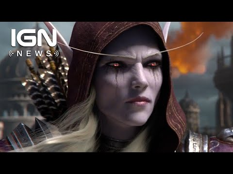 BlizzCon 2017: World of Warcraft Battle for Azeroth Revealed - IGN News