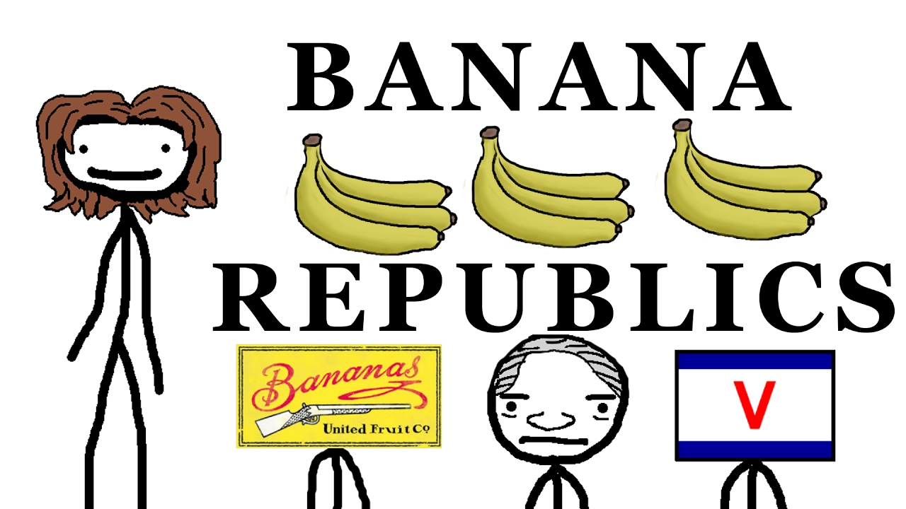 The Banana Republics #1