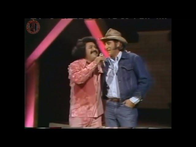 Freddy Fender And Don Williams - Vaya Con Dios 1976