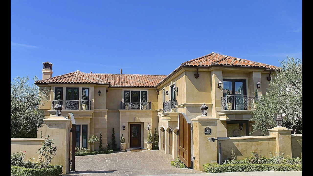 Christophe Choo Sold 11766 Wetherby Lane In Bel Air Crest