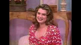 Brooke Shields on The Jenny Jones Show 1991