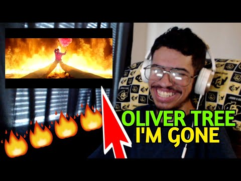 OLIVER TREE - I'M GONE (OFFICIAL MUSIC VIDEO) (Reaction)