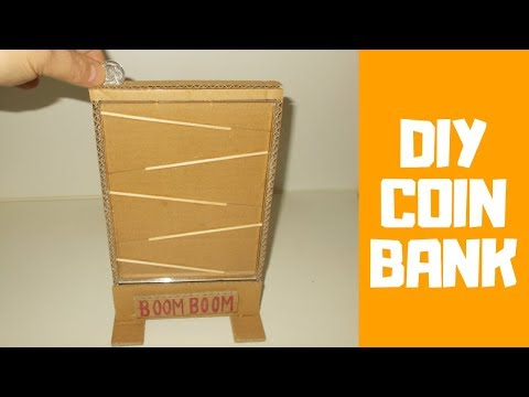 How to Make Personal Coin Bank