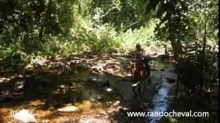 Randonnée à cheval au Bélize en Amérique Latine - Un voyage Randocheval