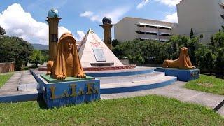 COLONIA ESCALON Y PARQUE BICENTENARIO. SAN SALVADOR EL SALVADOR.