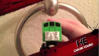 FREE RARE TRAIN GIVEAWAY - Thomas The Tank Engine & Friends Wooden Toy Railway -1992 BOCO **CLOSED**