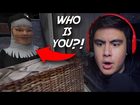 SO THERE'S ANOTHER EVIL NUN HIDING INSIDE THE BASEMENT.. | Evil Nun (New Ending Update)