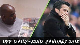 Marco Silva Sacked & Is Harry Kane Worth £200m? | UFF Daily