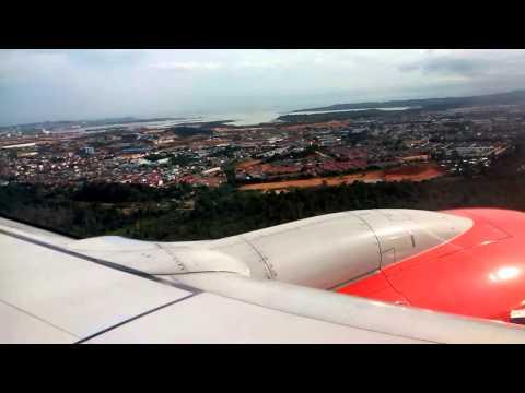 Landing at Sultan Hang Nadim Batam