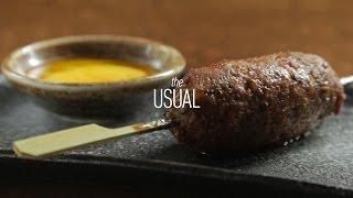 Chef Hiro Sone's Favorite Yakitori At Nojo | The Usual