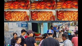 Bánh canh cua 70k, tăng số lượng cua bán lên 120 con nhưng không tăng giá