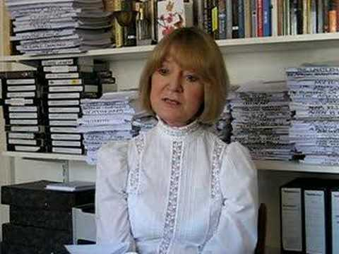 "Joanna David reads ""Azazel"" - ""Lady Astair"""