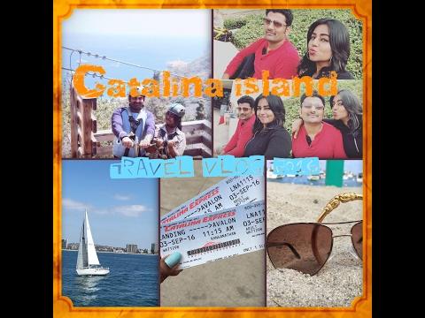 Catalina Island Tour | 2016 | Travel Vlog