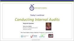 Conducting Internal Audits