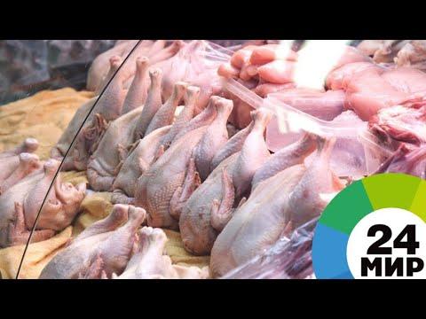 В Азербайджане выросли цены на мясо - МИР 24