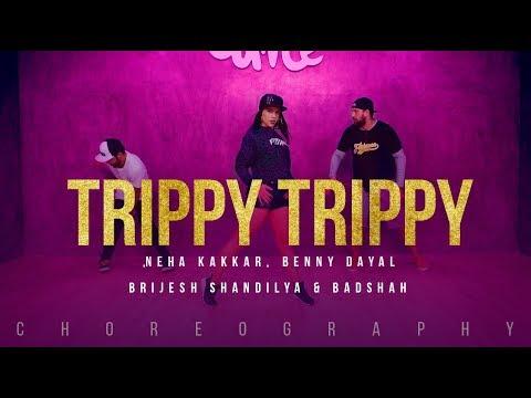 Trippy Trippy   BHOOMI   Sunny Leone   Neha Kakkar   Brijesh   Badshah   Sachin Jigar   FitDance TV