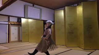『花童』玄宅寺月例舞踊会⑦ 西暦2017年 平成29年10月20日(金)