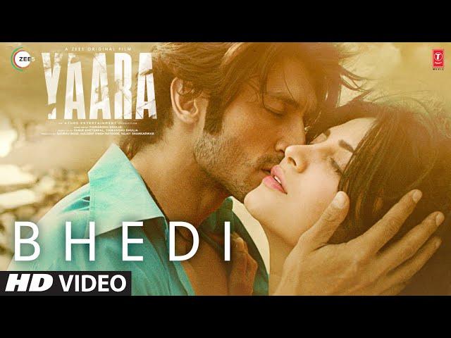 BHEDI Video | Yaara | Vidyut Jammwal, Shruti Haasan | Ankit Tiwari, Aishwarya M, Manoj M | T-Series