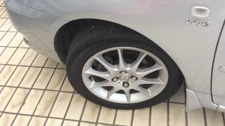 2004 Toyota Corolla Altis 1.8G Start-Up and Full Tour