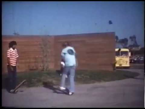 Old School Skateboarding in Newport Beach and Irvine in 1976