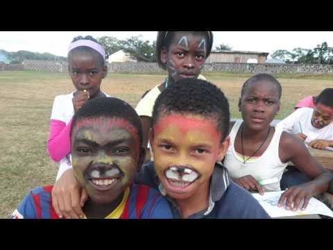 Equatorial Guinea Mission Trip 2014