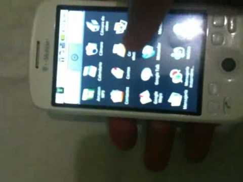 HTC MY TOUCH 3G (MAGIC) TELCEL