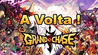 A Volta OFICIAL de Grand Chase!