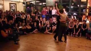 BBE 2015 Adamo Ciarallo & Vicci Moore Performance