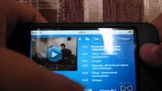 Crystal TV для iPhone/iPod/iPad  / Apps Crystal TV for iPhone/iPod/iPad