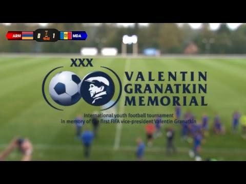 Match For The 5th Place: Armenia - Moldova
