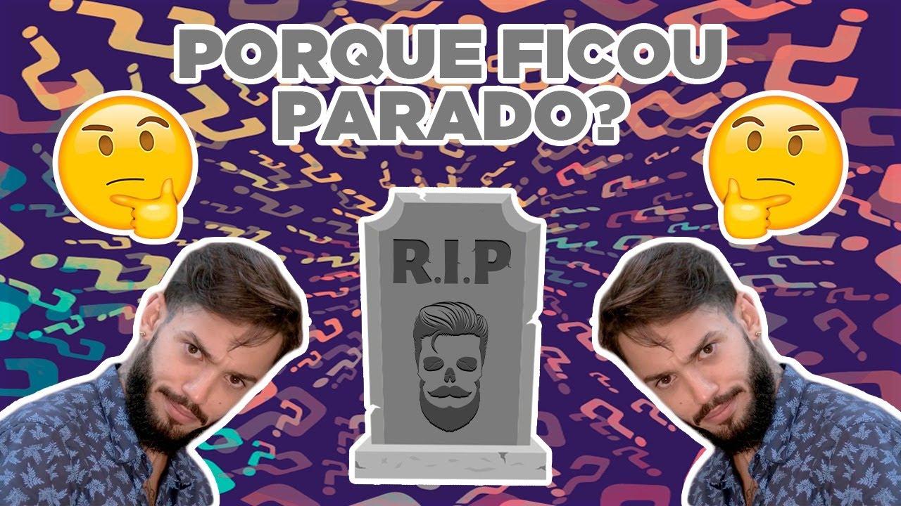 PQ O CANAL PAROU??