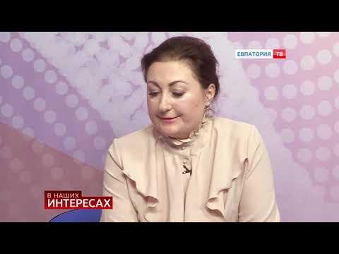 """О детях с ОВЗ - """"В наших интересах"""" с Юлией Лукьяненко"""