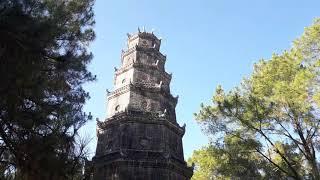 Thiên Mu bagoda - travel in VietNam , tourguide