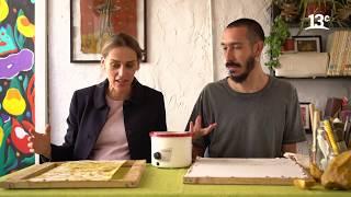 ¿Cómo realizar un teñido Batik? | Plan V