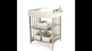Best Of The Baby Show: The Stokke Care Changing Table Review Video