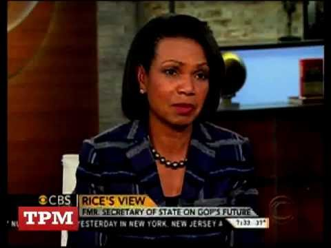 Condoleezza Rice On Immigration, Women's Issues: GOP Sent 'Mixed Messages'