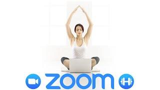 ZOOM для монетизации онлайн-тренировок фитнес-клубов и студий за 5 минут с 1С:Фитнес клуб
