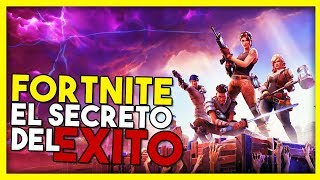 FORTNITE BATTLE ROYALE - THE ORIGIN AND SECRET OF YOUR SUCCESS