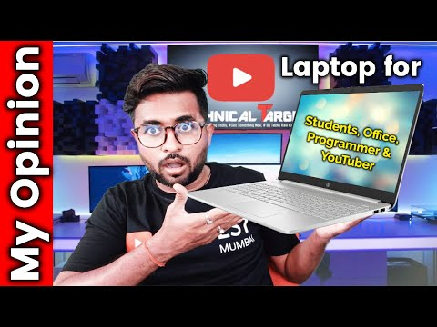 hp 15s laptop review || HP 15s Core i3 10th Gen Laptop Review || Best laptop under 40000
