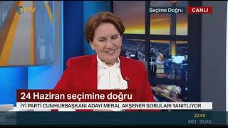 Meral Akşener, Tire'de başına gelen olayı böyle anlattı