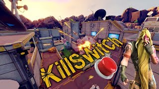 KillSwitch FFA | *NEW* FORTNITE CREATIVE MAP(code in description)