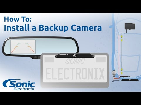 [GJFJ_338]  How to Install a Rear View Backup Camera | Step by Step Installation &  Buying Guide - YouTube | Rearview Mirror Wiring Diagram Tv |  | YouTube
