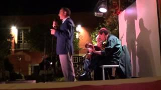 António Gonçalves canta o