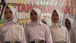 Lagu Perpisahan Paduan Suara MTs N KTG 2017  Guruku