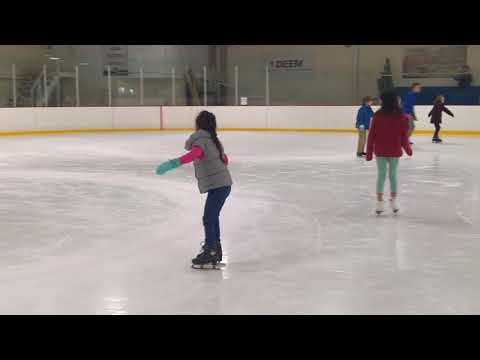Mikaela's Ice Skating Memory Game Sequence