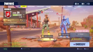 Fortnite BR Live - Fortnite de retour pour le flux V-buck cadeau!!!!! en direct