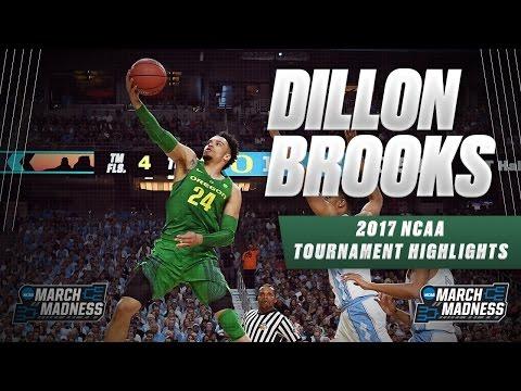 2017 NCAA Tournament: Oregon's Dillon Brooks