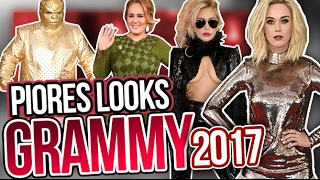 OS PIORES LOOKS DO GRAMMY 2017 | Diva Depressão